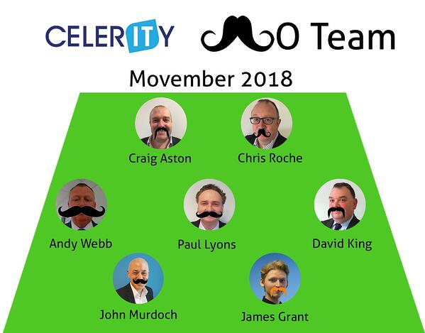 Celerity Mo Team 2018