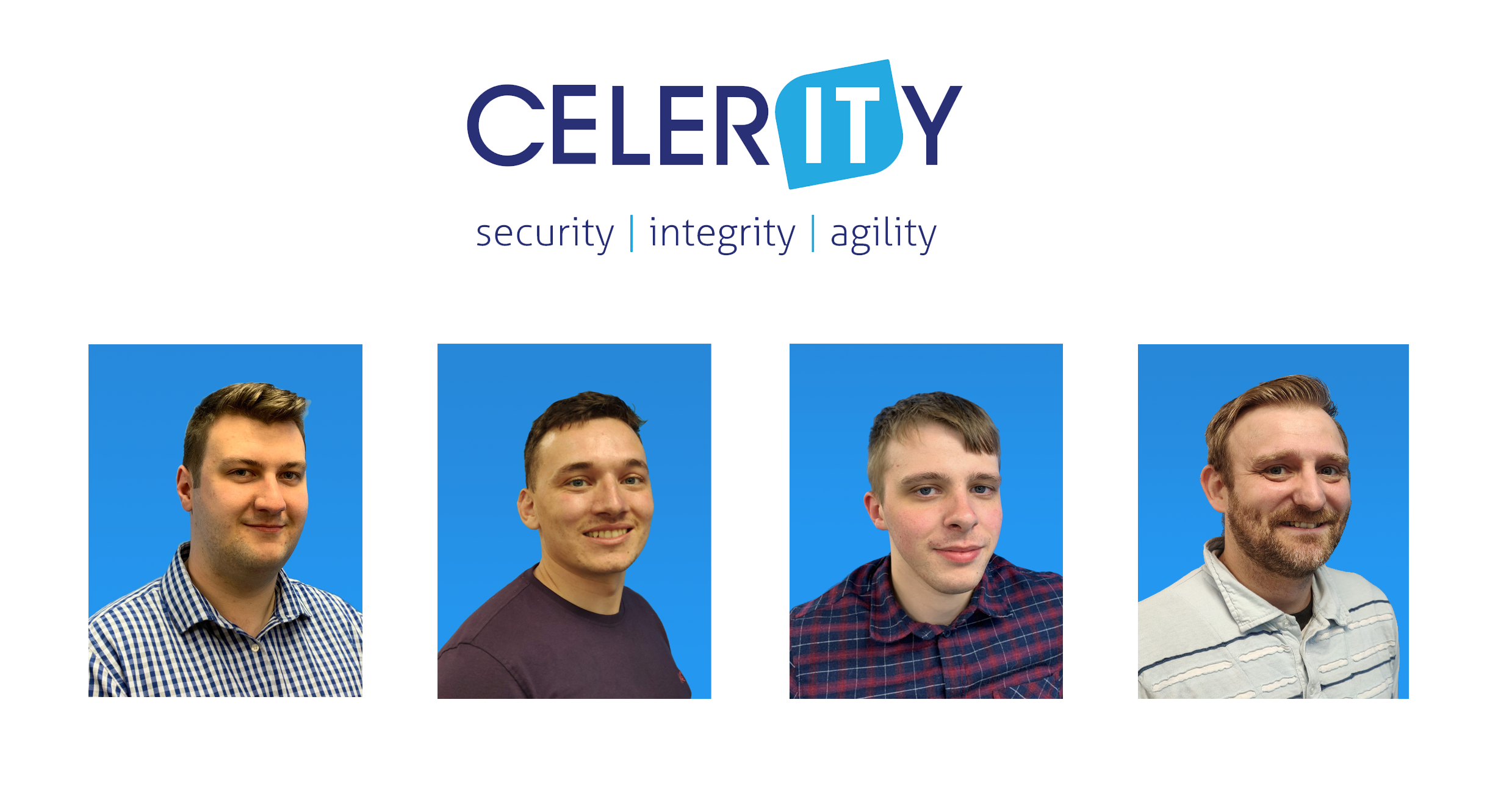 Celerity New Starters