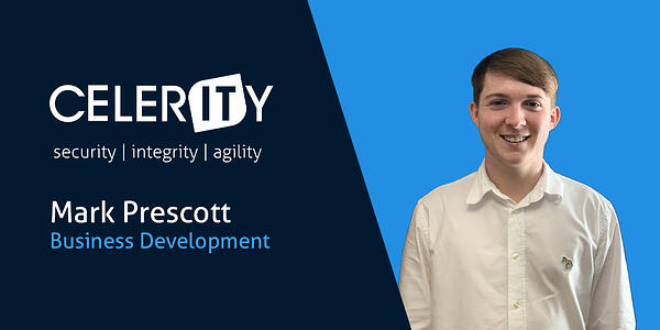 Mark Prescott Joins Celerity Limited