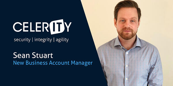 Sean Stuart Joins Celerity Limited