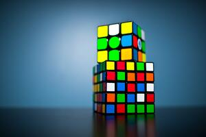 MORPHEUS self-encrypting processor is likened to a rubiks cube