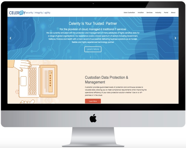 Celerity limited launches new website